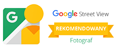 logo rekomendowany fotograf google